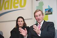 VALEO 140 jobs IDA Taoiseach