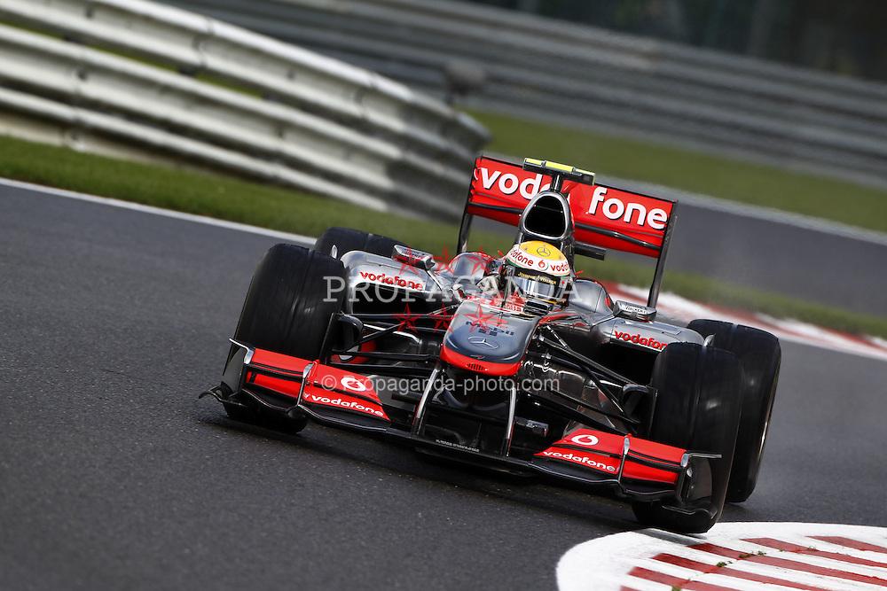 Motorsports / Formula 1: World Championship 2010, GP of Belgium, 02 Lewis Hamilton (GBR, Vodafone McLaren Mercedes),