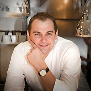 Chef Daniel Humm Portraits of top chefs, renowned restaurants, tastes and nightlife in New York City