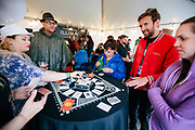 Sykan Esso learn Illimat at the 2017 Travelers' Rest Festival in Missoula, MT. Photo by Jason Quigley