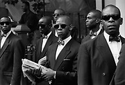 'Nation of Islam', Notting Hill Carnival, 1991