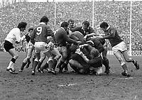 Ireland V Wales in the 5 Nations at Lansdowne Road, Dublin, 15/03/1980 (Part of the Independent Newspapers Ireland/NLI Collection).