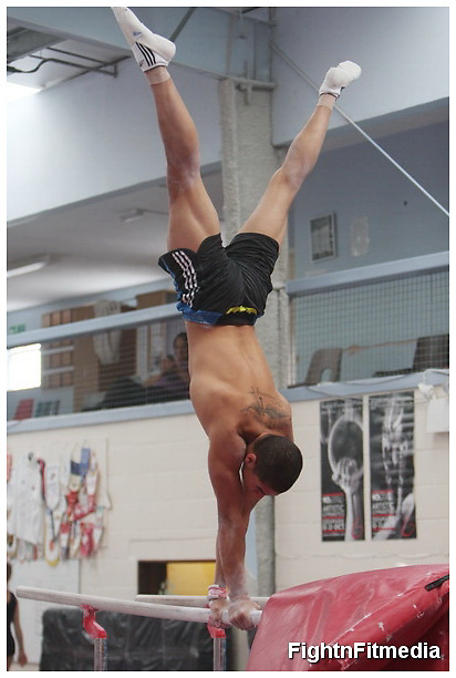 Louis Smith interview and photos..Huntingdon Gymnastic Club..Tuesday 31-08-2010.