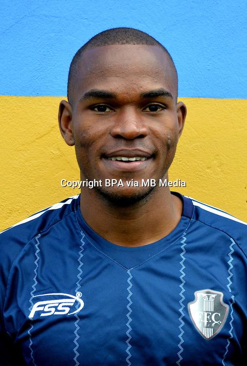 Colombia League - Postobom Liga 2014-2015 -<br /> Fortaleza Futbol Club  - Colombia / <br /> Jair Palacios