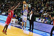 DESCRIZIONE : Sassari Lega A 2012-13 Dinamo Sassari - Scavolini Pesaro<br /> GIOCATORE : Deake Diener<br /> CATEGORIA : Tiro<br /> SQUADRA : Dinamo Sassari<br /> EVENTO : Campionato Lega A 2012-2013 <br /> GARA : Dinamo Sassari - Scavolini Pesaro<br /> DATA : 24/02/2013<br /> SPORT : Pallacanestro <br /> AUTORE : Agenzia Ciamillo-Castoria/M.Turrini<br /> Galleria : Lega Basket A 2012-2013  <br /> Fotonotizia : Sassari Lega A 2012-13 Dinamo Sassari - Scavolini Pesaro<br /> Predefinita :