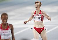 Friidrett, 1. august  2010 ,<br /> EM Barcelona<br /> <br /> European Athletics Championships<br /> Barcelona<br /> <br /> Sabine Fischer , SUI 5000 m<br /> <br /> Foto: Anders Hoven , Digitalsport