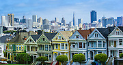 Painted Ladies of San Francisco California