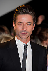 Jake Canuso arrives at the National Television Awards at the 02 Arena, London Wednesday January 23, 2013. Photo by Chris Joseph / i-Images