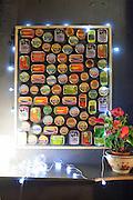 At Lata Barra canned food bar in Barcelona, Spain.