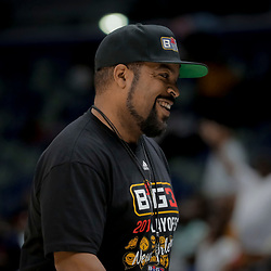 Aug 25, 2019; New Orleans, LA, USA; Ice Cube during the Big Three Playoffs at the Smoothie King Center. Mandatory Credit: Derick E. Hingle-USA TODAY Sports