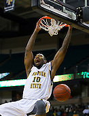 2012 MEAC Basketball Tournament MBBall Norfolk State beats FAMU 58 - 46