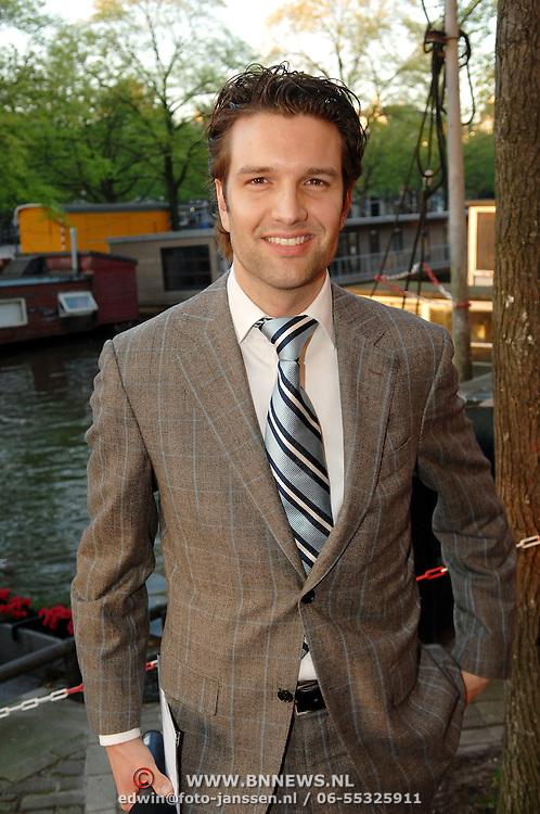 NLD/Amsterdam/20070418 - Cosmopolitan bestaat 25 jaar, Bas Muijs