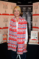 OCT 03 2013 Emma Thompson book signing