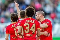 ALKMAAR - 25-05-2017, AZ, - FC Utrecht, AFAS Stadion, 3-0, AZ speler Calvin Stengs