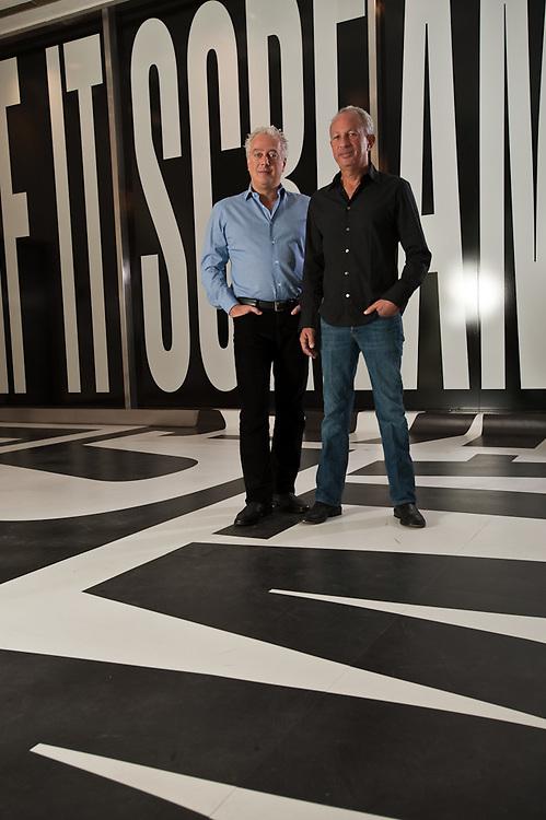 Aby Rosen and David Edelstein