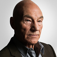 I had assumed that only sheer luck or destiny would place Sir Patrick Stewart in front of my lens. Somewhat surprisingly though, after 24 years of dreaming about capturing his portrait, it was the sight of a vulgar, pink Hummer that inspired our meeting. The sitting would change my stars from a provincial photographer to an international portraitist working in London & Los Angeles.<br />   <br /> Let me take you back to the beginning<br /> How does one arrange a sitting with a screen icon? I began with Sir Patrick's acting agency in London with little success. My letter was no doubt buried within a mountain of fan mail. Soon after though, I discovered that Sir Patrick was starring in Waiting for Godot at New York's Cort Theatre on Broadway. Another letter was dispatched.<br />  <br /> To my astonishment, a reply came through just a few weeks later. Alas, what I had originally thought to be success was a note from Sir Patrick, declining my invitation. Nevertheless, like the snail setting his sights on the Arc, I composed a compelling reply urging Sir Patrick to reconsider. A few weeks passed by again until, seemingly out of the blue, an email from the man himself appeared in my inbox. Sir Patrick was accepting my offer. His acceptance however, came with one condition – the sitting would have to take place in New York.<br />  <br /> With no patron or funding to realise my opus, I realised that I would have to fund this trip on my own if I were to realise my dream of photographing such a prestigious, cultural icon.