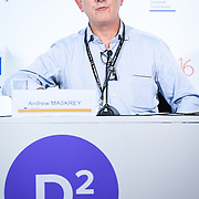 20160616 - Brussels , Belgium - 2016 June 16th - European Development Days - Measuring global progress in reducing disaster risk - Andrew Maskrey - Coordinator, Risk Knowledge Section, United Nations Office for Disaster Risk Reduction © European Union