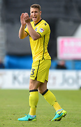 Lee Brown of Bristol Rovers  - Mandatory by-line: Alex James/JMP - 14/04/2017 - FOOTBALL - MEMS Priestfield Stadium - Gillingham, England - Gillingham v Bristol Rovers - Sky Bet League One