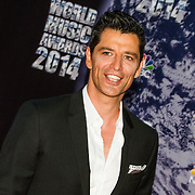 MON/Monaco/20140527 -World Music Awards 2014, Sakis Rouvas