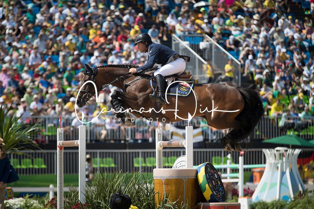 Bengtsson Rolf Goran, SWE, Unita Ask<br /> Olympic Games Rio 2016<br /> © Hippo Foto - Dirk Caremans<br /> 17/08/16