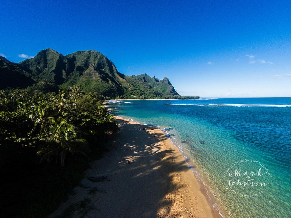 Makua Reef (Tunnels), Haena, Kauai, Hawaii, USA