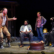 Seattle Rep: Last of the Boys. Photo by Alabastro Photography.