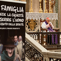 Prayer Vigil  in the week of charity in Rome