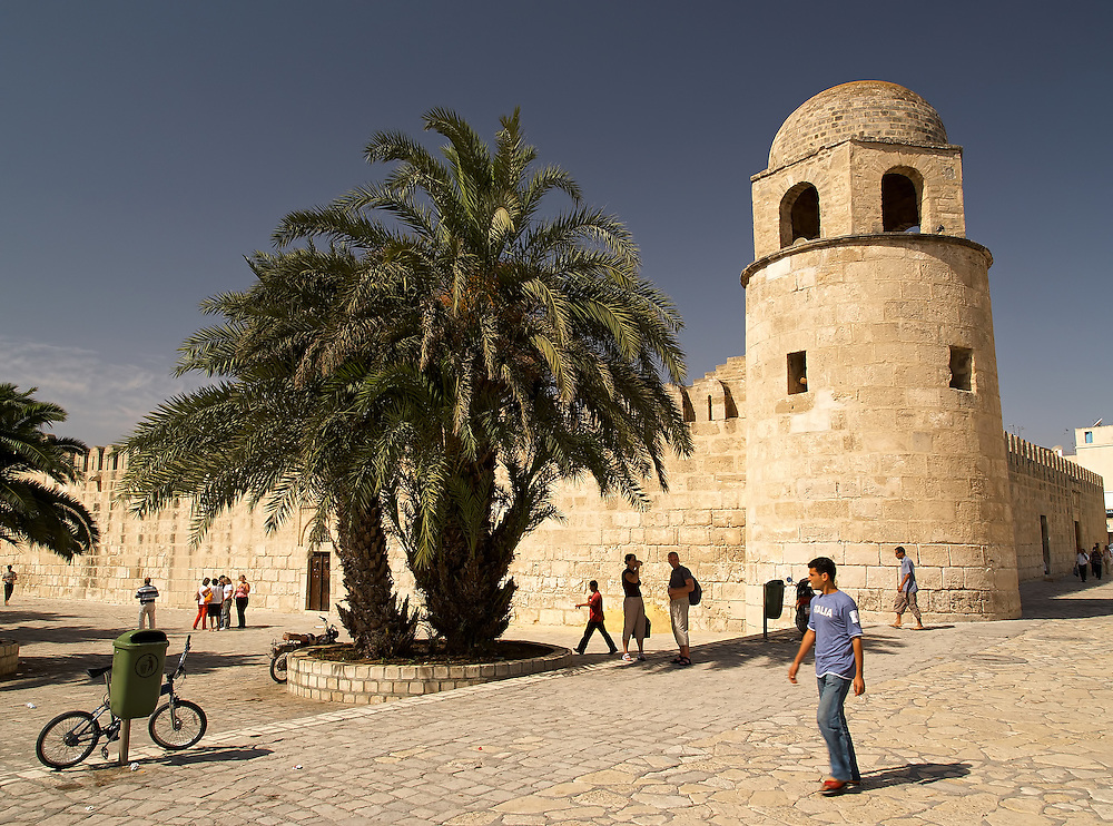 Tunisia - Medina in Sousse
