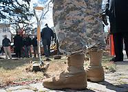 Groundbreaking for the Doylestown Global War on Terrorism Memorial