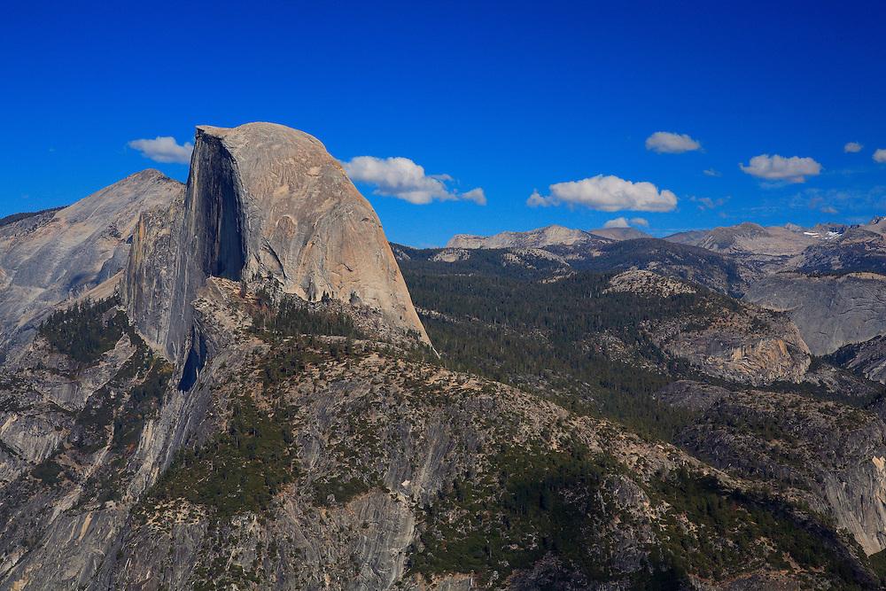Half Dome - Glacier Point View - Yosemite