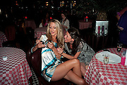KATE GOWMAN; NATALIE POSNER, launch of Adee Phelan's Fabulous Haircare Range, Frankie's Italian Bar and Grill, 3 Yeomans Row, off Brompton Road, London SW3, 7pm *** Local Caption *** -DO NOT ARCHIVE-© Copyright Photograph by Dafydd Jones. 248 Clapham Rd. London SW9 0PZ. Tel 0207 820 0771. www.dafjones.com.<br /> KATE GOWMAN; NATALIE POSNER, launch of Adee Phelan's Fabulous Haircare Range, Frankie's Italian Bar and Grill, 3 Yeomans Row, off Brompton Road, London SW3, 7pm