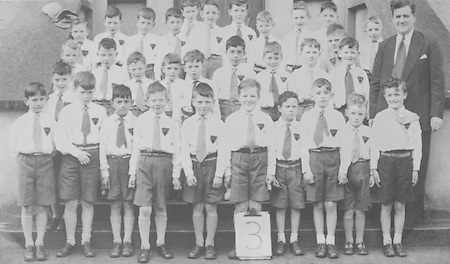 Pictured St Mary's Boy's National School, Nenagh, some time in the mid 1960's were, M Ryan, D Maloney, E Kennedy, S Flannery, P J Cooney, M Sheary, P McLoughlin, J  Flannery, T Richardson, B Shoer, M FLannery, T Brett, P Ryan, M Sherlock, P Maher, J Grace, J Rice, B Maloney, J Bonfield, P McNamara, J Watson, M O'Meara, - Gubbins, P O'Connell, J Condon, J Cleary, -Cleary, D Costelloe, Nolan, M Langton, N Morgan, - O'Brien, the teacher is Mr Joe Daly.