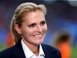 Netherlands head coach Sarina Wiegman