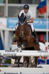 Devos Pieter, BEL, Espoir<br /> Belgisch Kampioenschap Jumping - Lanaken 2016