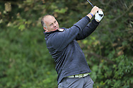 Ben Best (Rathmore)  during the final of the Irish Mid-Amateur Open Championship, Royal Belfast Golf CLub, Hollywood, Down, Ireland. 29/09/2019.<br /> Picture Fran Caffrey / Golffile.ie<br /> <br /> All photo usage must carry mandatory copyright credit (© Golffile   Fran Caffrey)