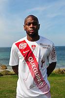 Baïssama Sankoh - 09.09.2015- Photo Officielle de Brest - Ligue 2<br /> Photo : Philippe Le Brech / Icon Sport