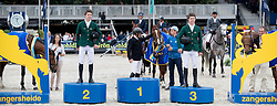 Pender Michael, IRL<br /> FEI World Breeding Jumping Championships for Young horses - Lanaken 2016<br /> © Hippo Foto - Dirk Caremans<br /> 18/09/16