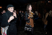 DAISY LOWE, Where the Wild Things Are premiere after-party. The Old Post sorting Office. New Oxford St. London. 2 December 2009