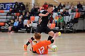 20160925 Capital Futsal Roadshow -  Futsal Whites v Capital Invitation V