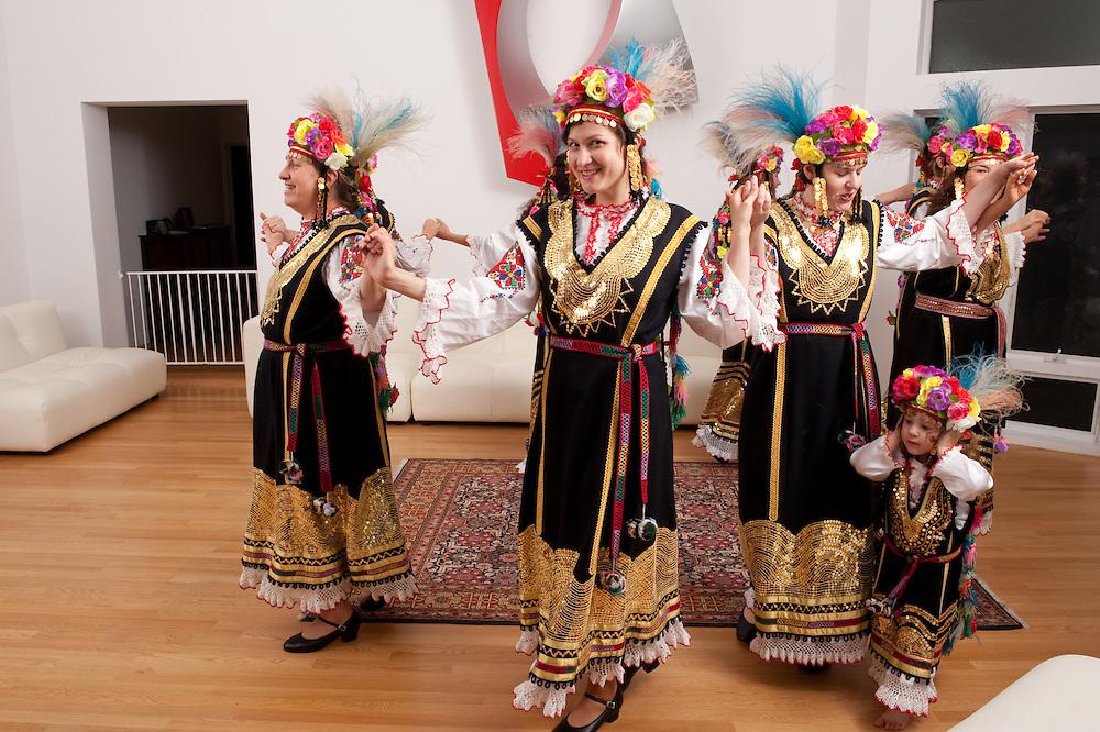 Orfiea, traditional Bulgarian dance