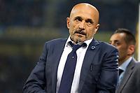 24.10.2017 - Milano - Serie A 2017/18 - 10a giornata  -  Inter-Sampdoria nella  foto: Luciano Spalletti allenatore