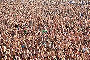 Crowds at Virgin Media's V2011 Sunday 21/8/11