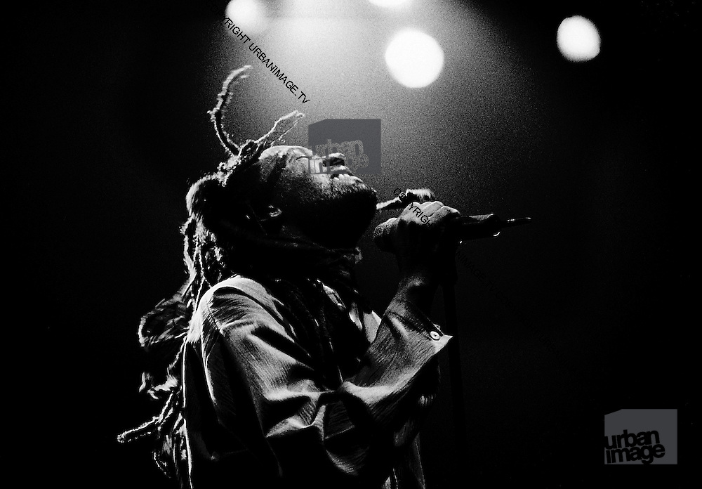 Lucky Dube at Reggae Sunsplash Amsterdam
