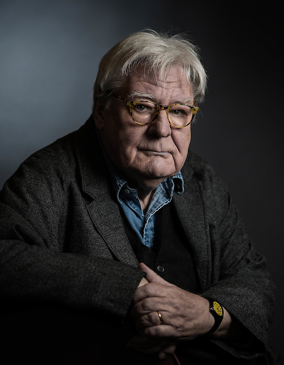 Film Director Sir Alan Parker poses for a portrait on the 26 03 2015 after a re run of Bugsy Malone is about to start.