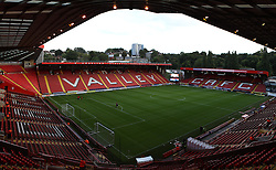 The Valley home of Charlton Athletic - Mandatory byline: Robbie Stephenson/JMP - 07966386802 - 15/09/2015 - FOOTBALL - The Valley - Charlton,England - Charlton Athletic v Huddersfield Town - Sky Bet Championship