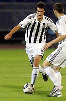 Fotball<br /> Foto: imago/Digitalsport<br /> NORWAY ONLY<br /> <br /> 28.07.2010 <br /> Partizan Beograd<br /> <br /> Partizan - HJK Helsinki Champions league third qualifying round <br /> <br /> Radosav Petrovic Partizan