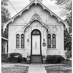 Religion is a very common symbol of the south that continues to be alive and strong to this day. This church has a plaque designating it as historical so for now it is not only symbol of the south but a protected one.