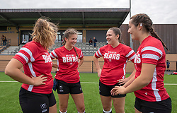 Bristol Bears Women - Mandatory by-line: Paul Knight/JMP - 02/09/2018 - RUGBY - Ashton Gate Stadium - Bristol, England - Bristol Bears v Bath Rugby - Gallagher Premiership Rugby