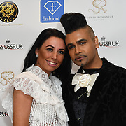 Jay Kamiraz attend Grand Final MISS USSR UK 2019 at Hilton hotel London on 27 April 2019, London, UK.