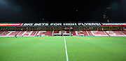 Griffin Park during the Sky Bet Championship match between Brentford and Leeds United at Griffin Park, London, England on 26 January 2016. Photo by Matthew Redman.